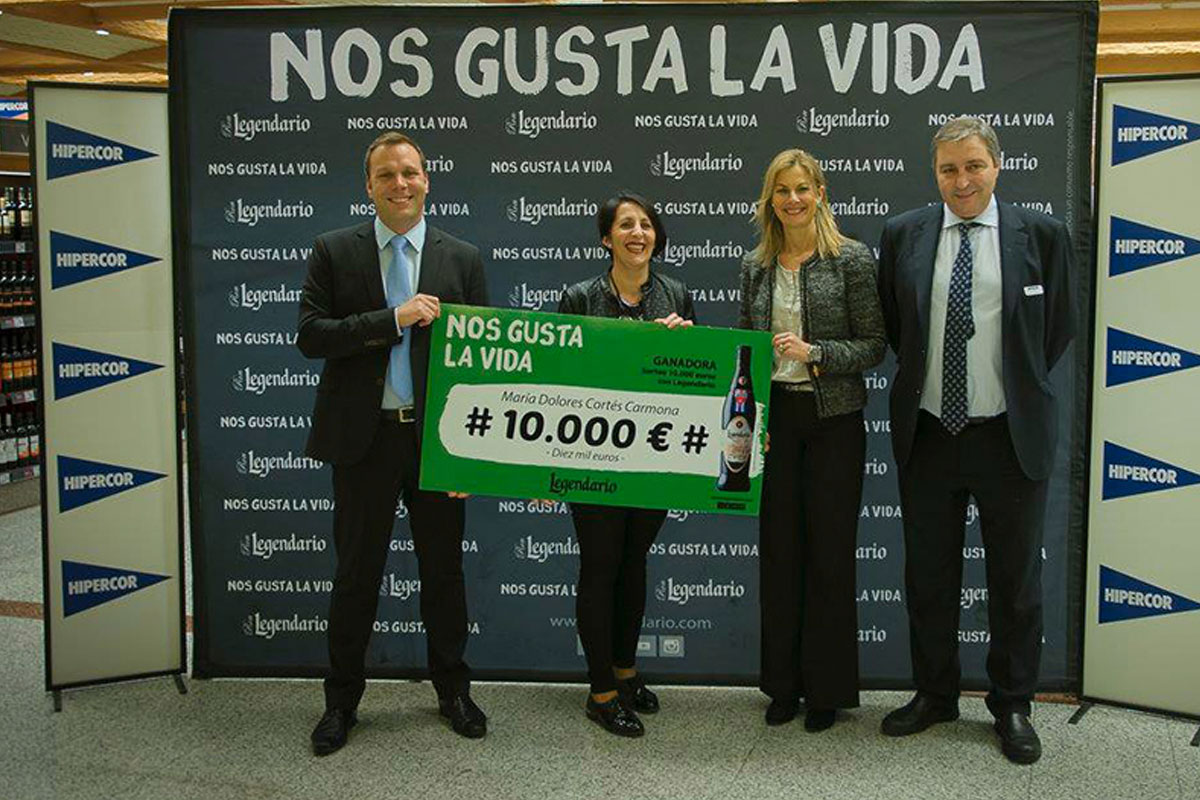 RON LEGENDARIO, GANA 10.000 EUROS 1