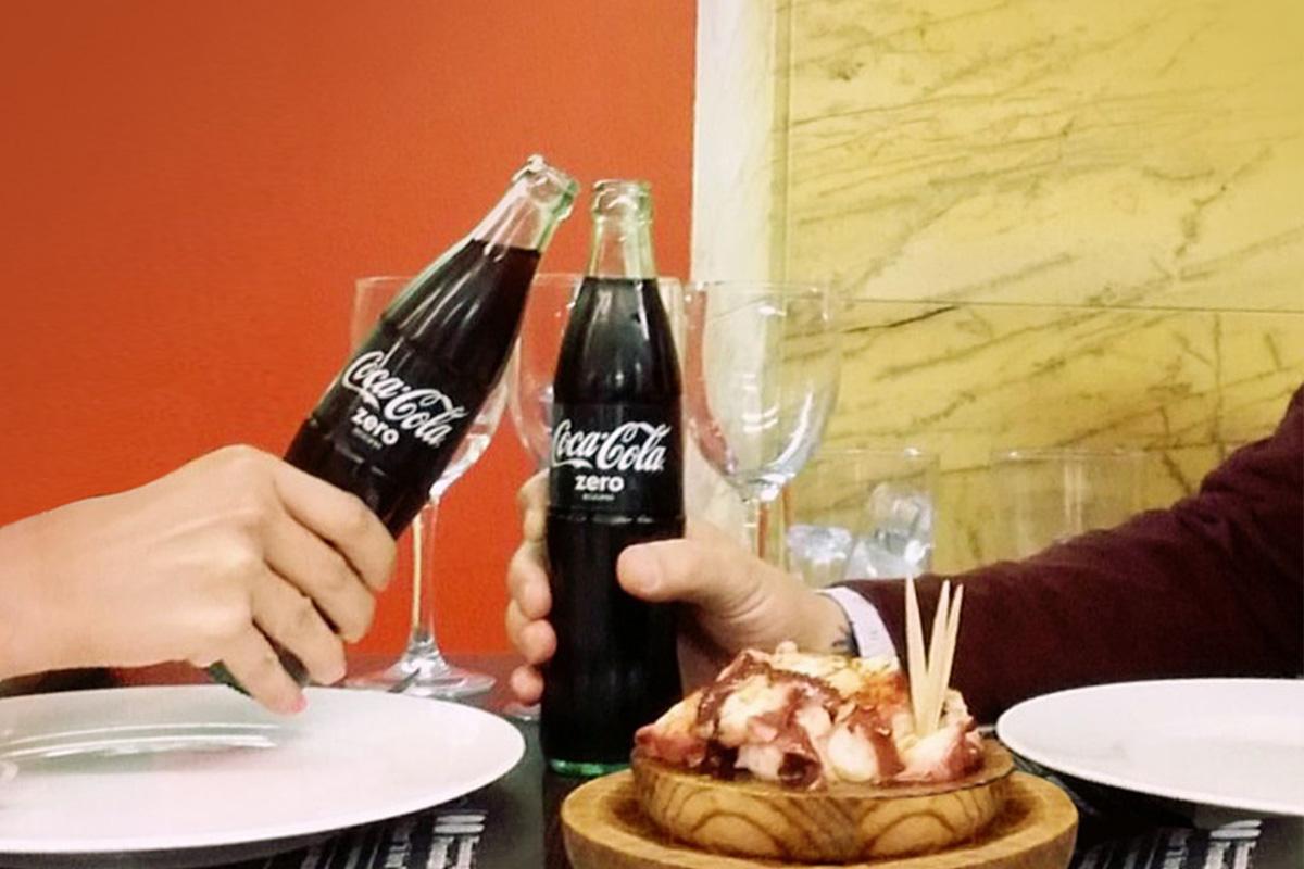 COCA-COLA, JOYAS GASTRONÓMICAS TRADE