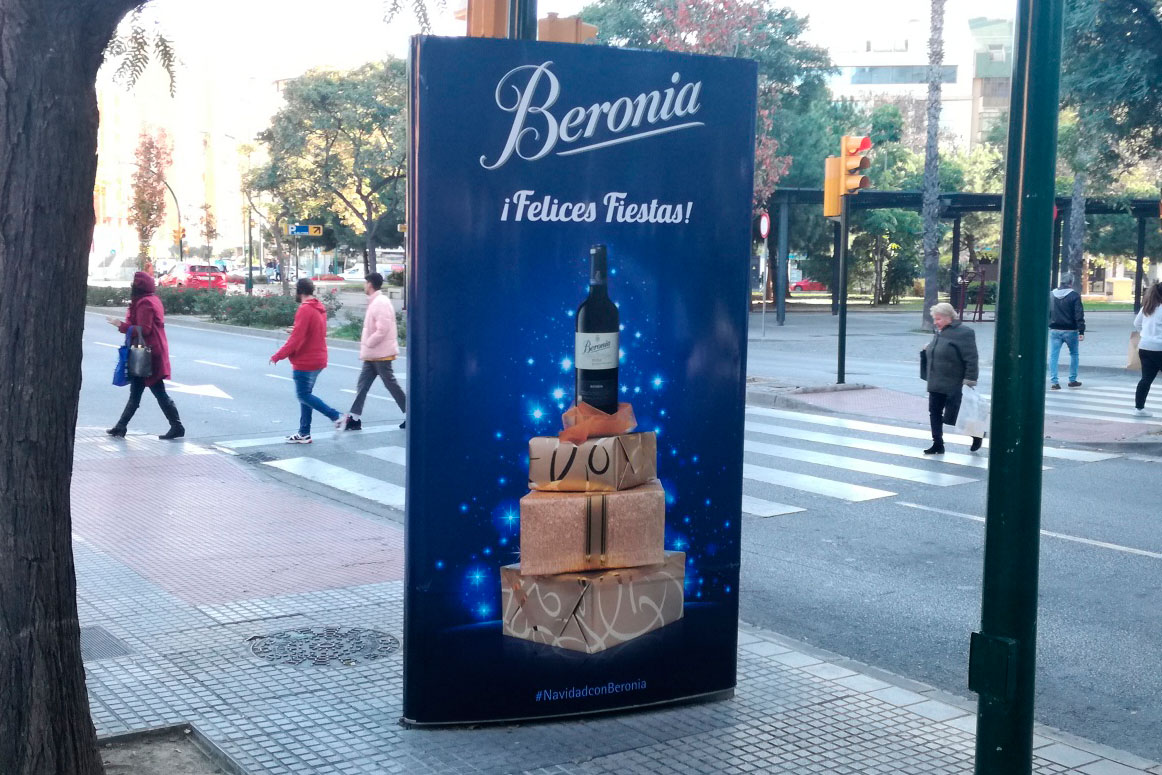 BERONIA, FELICES FIESTAS